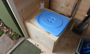 Как сделать теплое сиденье для дачного (уличного) туалета