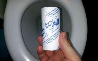 Можно ли бросать в септик бросать туалетную бумагу и другие предметы гигиены?