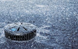 Расчет водосточной системы и водостока для крыши: основные требования и правила