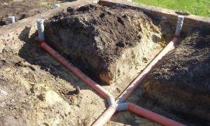 Каким должен быть уклон труб наружной канализации