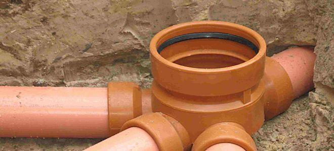 Ревизионные колодцы для канализации: их строение и типы