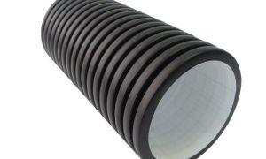 Дренажные трубы большого диаметра для канавы: технология укладки