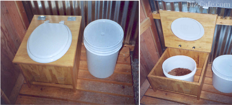 Виды туалетов для загородного дома