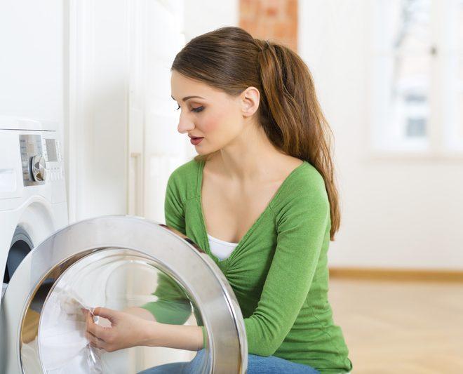 Из стиральной машины пахнет канализацией